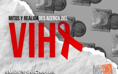 Desmintiendo seis mitos sobre el VIH