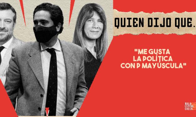 #QuiénDijoQué… 4ta semana Enero