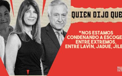 #QuiénDijoQué… 1era semana ENERO