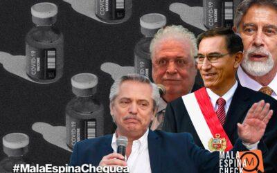 Vacunagate, Vacunatorio VIP, Vacunas vacías: los distintos escándalos de vacunación contra el Covid-19 en América Latina