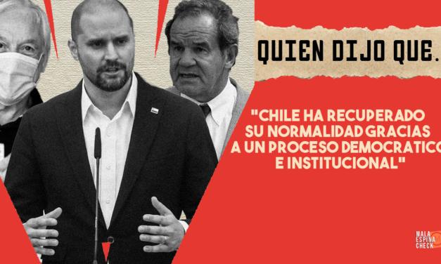 #QuiénDijoQué… 4ta semana de Febrero