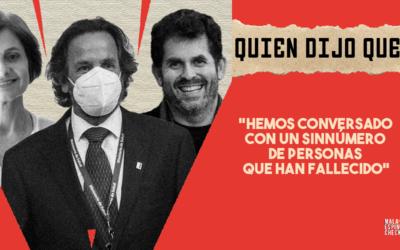 #QuiénDijoQué…. última semana de marzo