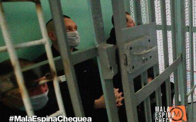 Chequeo a las cifras de coronavirus en el sistema penitenciario chileno