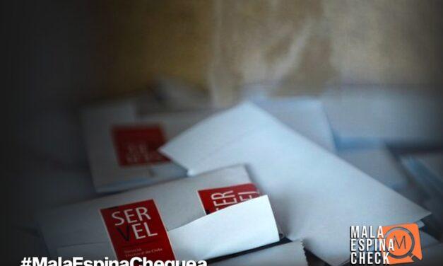Cómo quedaría el calendario de elecciones en Chile de ser aprobado el proyecto que busca aplazarlas