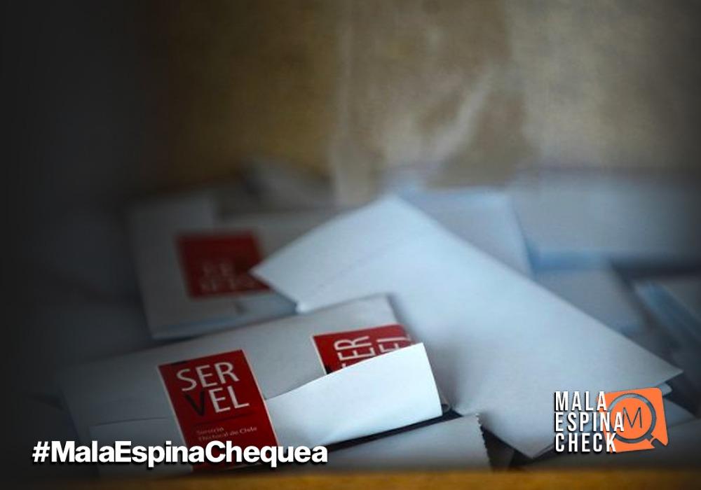Calendario de elecciones en Chile