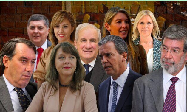 Desde 2005 hay 20 parlamentarios designados como reemplazantes en el Congreso