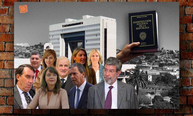 Resumen de la semana: los 10 parlamentarios elegidos a dedo como reemplazantes en el Congreso