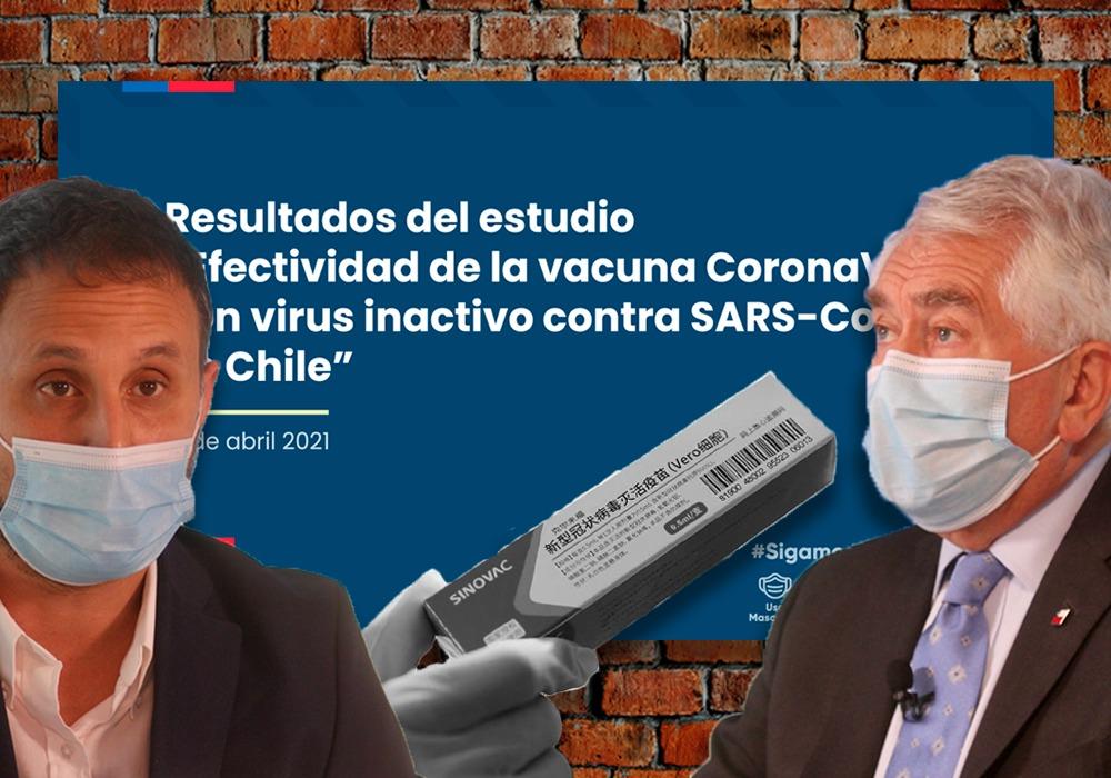 Efectividad de Coronavac en Chile