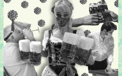 Lo que sabe la ciencia sobre el riesgo de contagio por coronavirus en el interior de bares y restaurantes