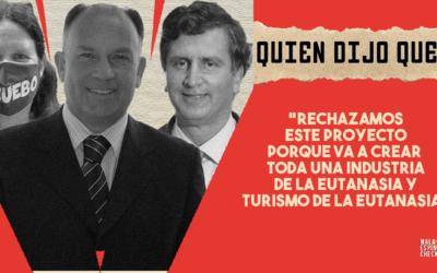 #QuiénDijoQué… 2da semana de abril