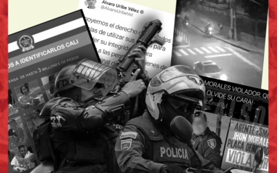 Cinco desinformaciones sobre las protestas en Colombia