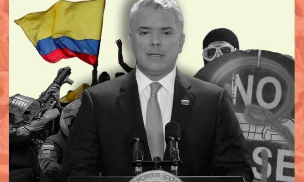 Las claves para entender lo que está pasando en Colombia