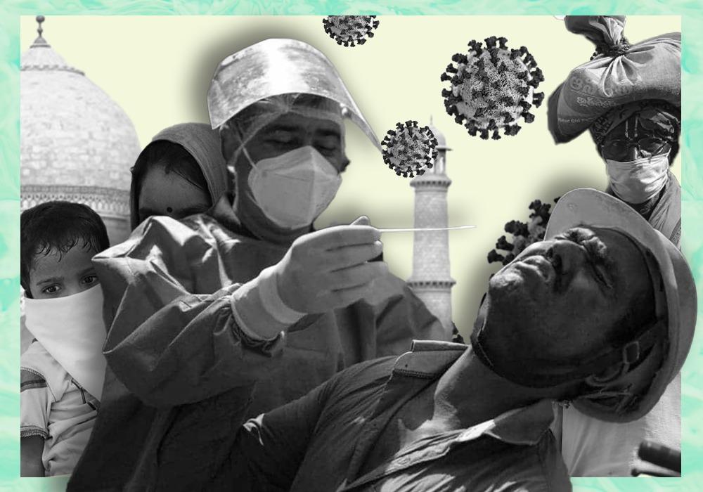 la nueva variante de coronavirus detectada en India