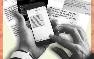 El debate que se abre sobre si es legal usar datos personales para campañas electorales