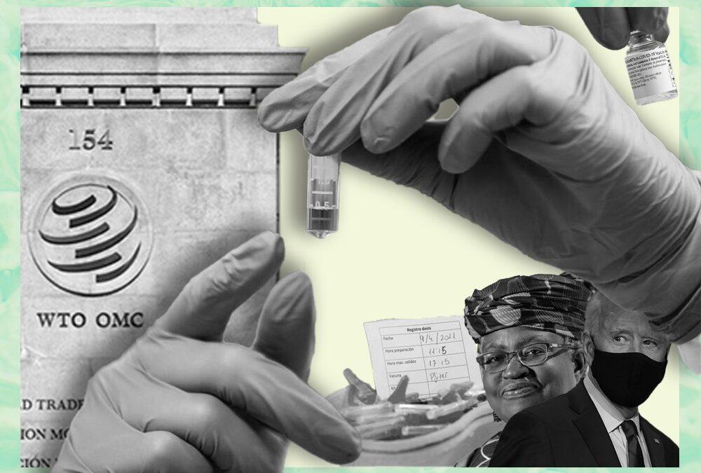 Qué implica suspender en forma temporal las patentes de las vacunas contra el coronavirus