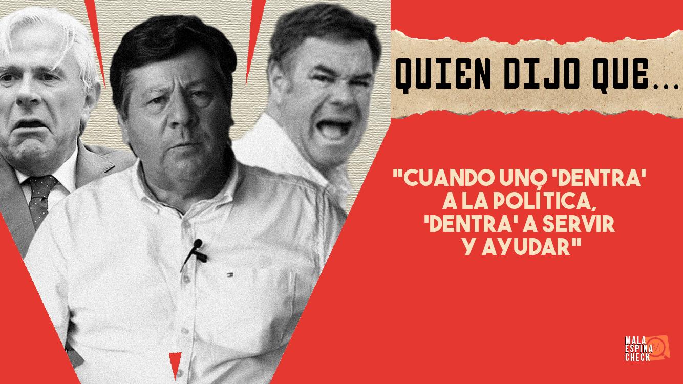 #QuiénDijoqué