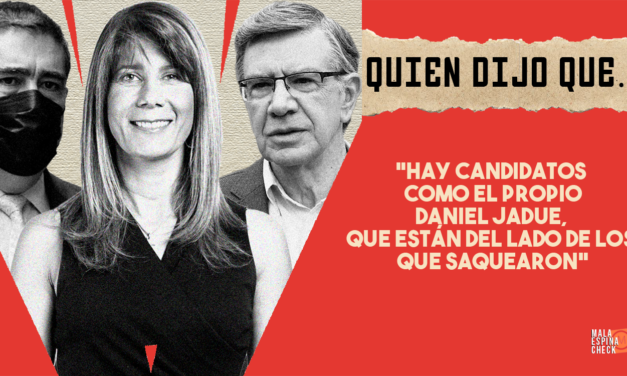 #QuiénDijoQué… 4ta semana de mayo