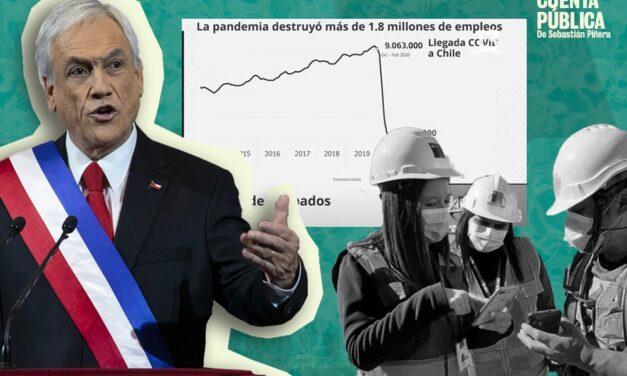 Cuenta Pública: es verdadero que se han recuperado más de un millón de empleos