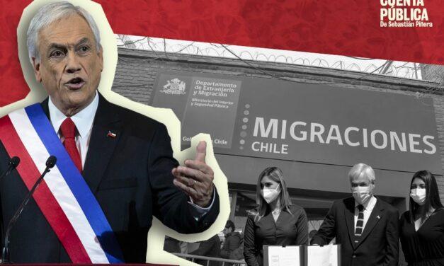 Cuenta Pública: es falso que la nueva Ley de Migración esté en plena vigencia