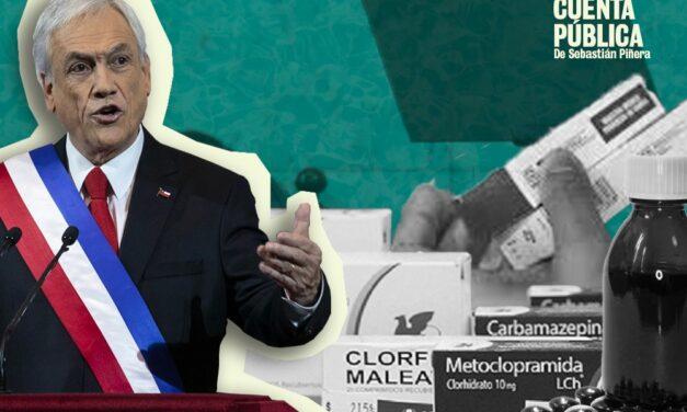 Cuenta Pública: es verdadero que se han reducido los precios de más 2.700 medicamentos