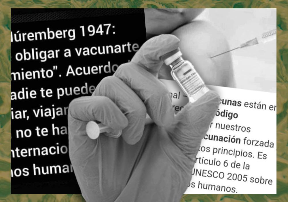 Código de Nuremberg y las vacunas