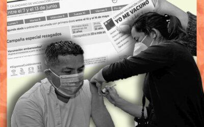 Más de 800 mil personas están rezagadas en el Plan de Vacunación contra Covid en Chile