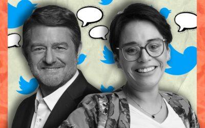 Chequeo a frases de Oliva y Orrego, los candidatos a la gobernación de la Región Metropolitana