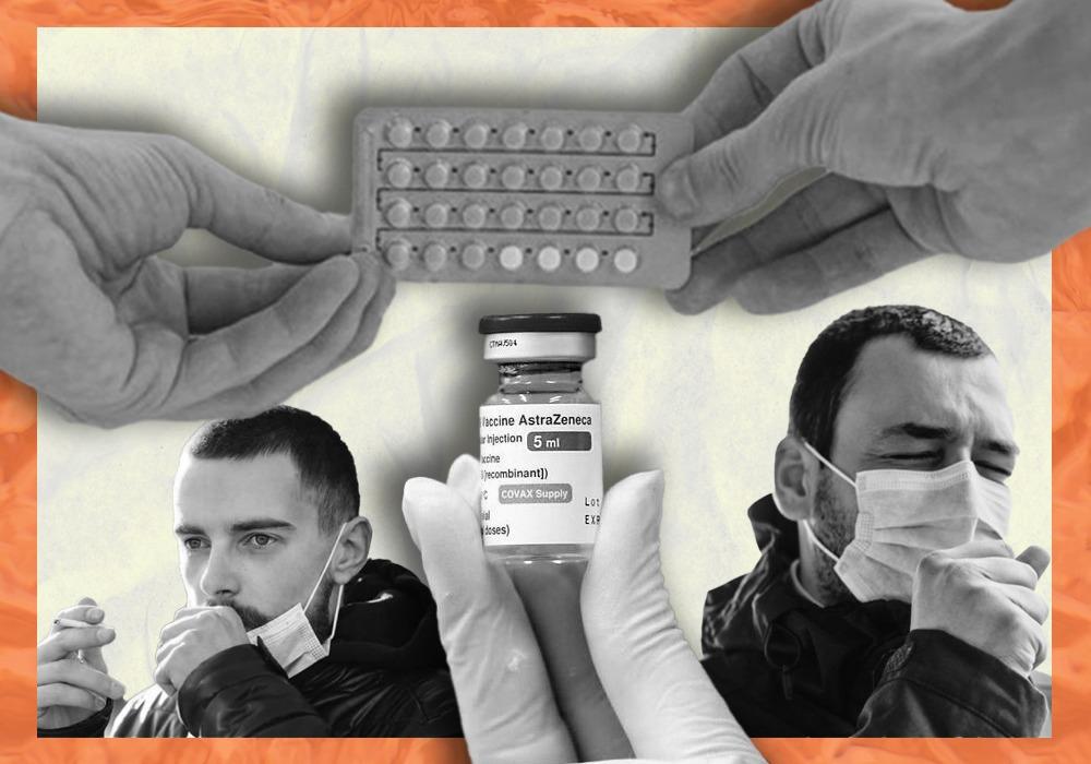 Trombosis pastillas anticonceptivas
