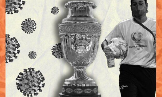 Hay 53 casos confirmados de coronavirus en la Copa América