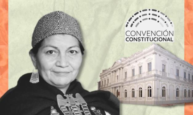 Quién es Elisa Loncon, la académica elegida como presidenta de la convención constitucional
