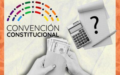 Cómo funcionará la declaración de patrimonio de los constituyentes