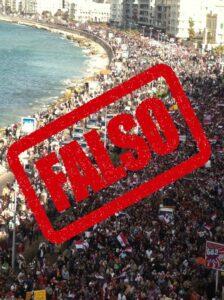 Egipto no es Cuba