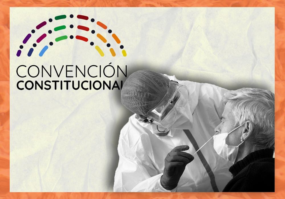 PCR obligatorio para asistir presencial a la Convención