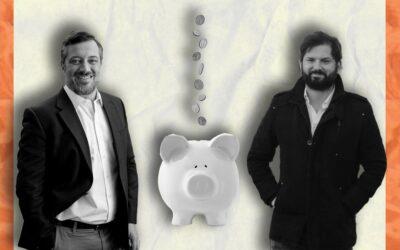Los aportes a los ganadores de las primarias: ¿Quién financió a Boric y Sichel?