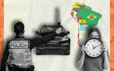 En qué están las cuarentenas y toques de queda en Sudamérica
