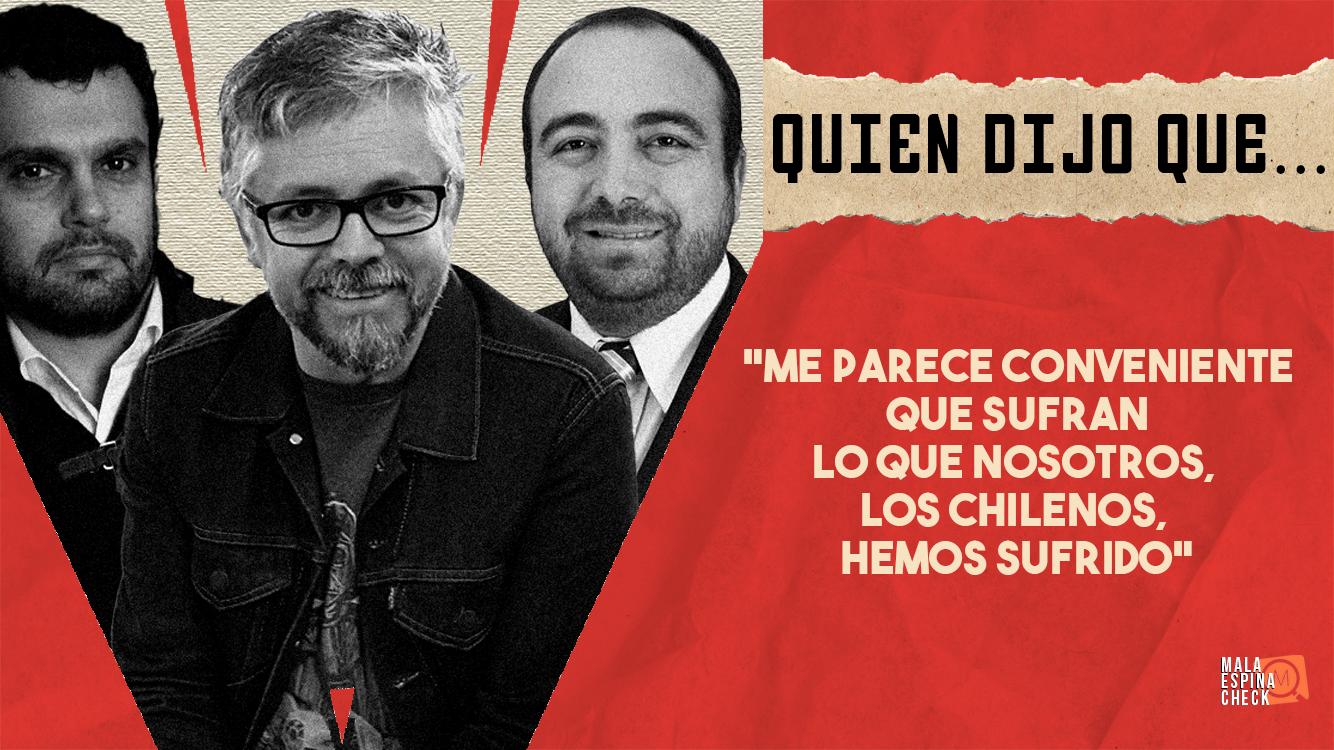 #QuiénDijoQué...