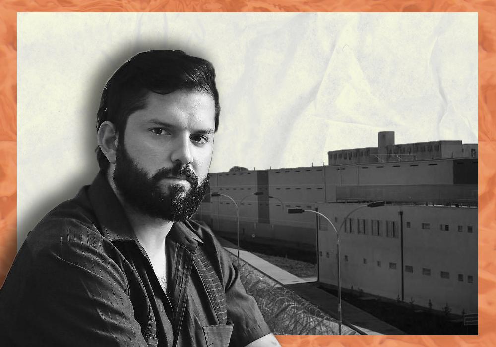 Qué pasó con Gabriel Boric en su visita al penal Santiago 1