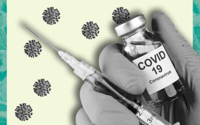 Cuatro mitos sobre efectos secundarios tras recibir la vacuna contra la Covid-19