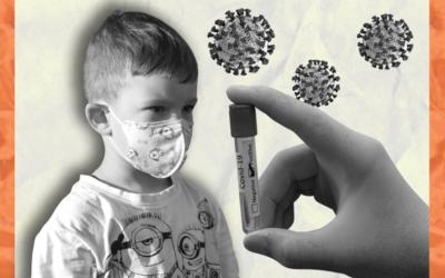 Desde el inicio de la pandemia se han registrado más de 200 mil niños contagiados por Covid19 en Chile