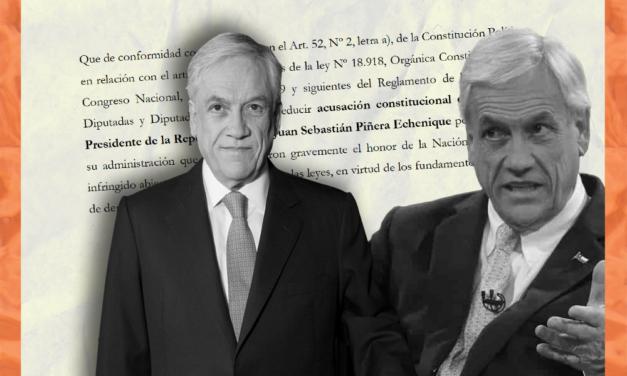 Cómo es la Acusación Constitucional contra Sebastián Piñera