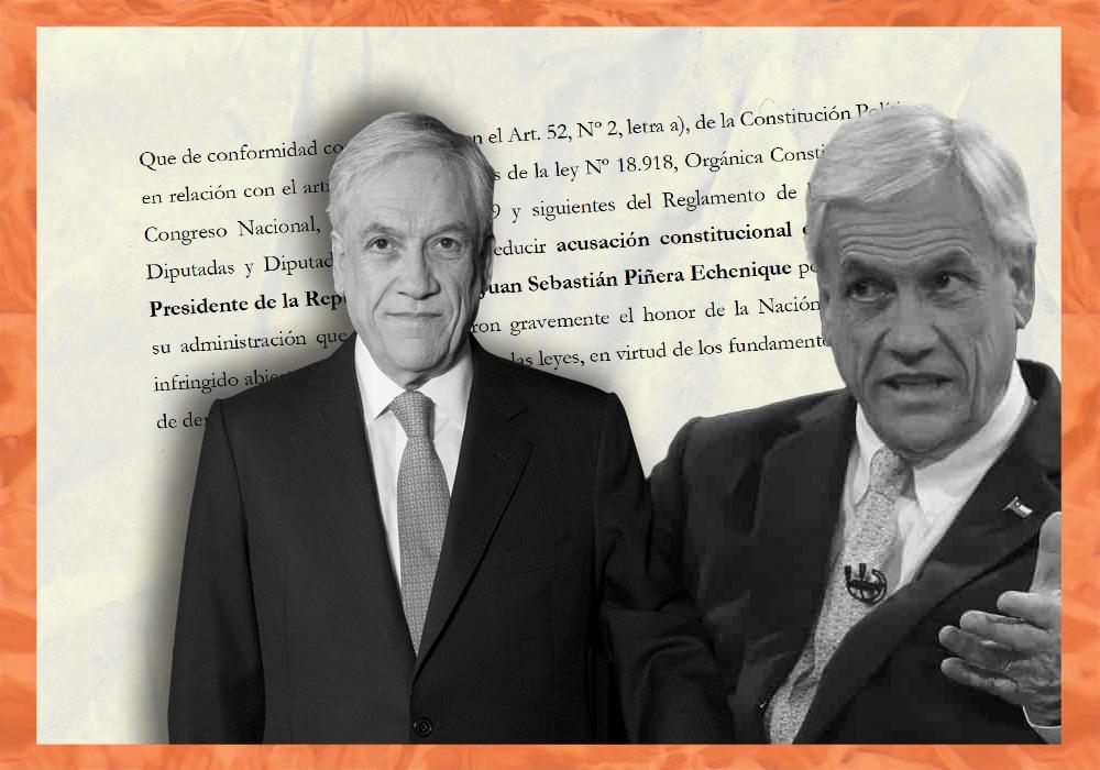 Acusación Constitucional contra Sebastián Piñera