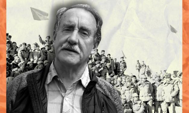 """Eduardo Artés: """"El socialismo de la Unión Soviética dejó de existir en 1956"""""""