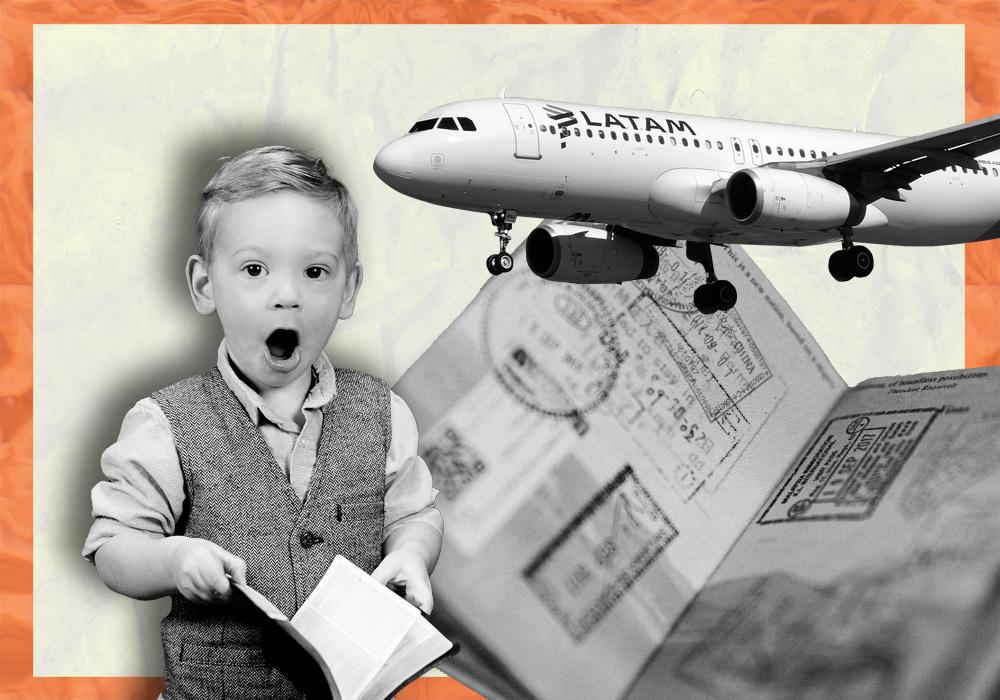 menores podrán realizar viajes internacionales