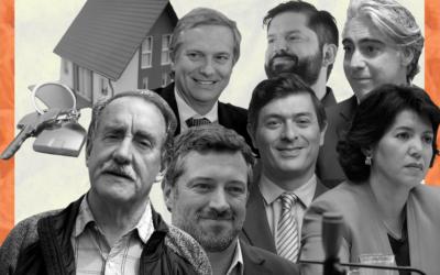 Cuál es el patrimonio que declararon de los candidatos presidenciales
