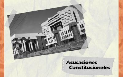 Las siete acusaciones constitucionales contra presidentes y expresidentes de Chile