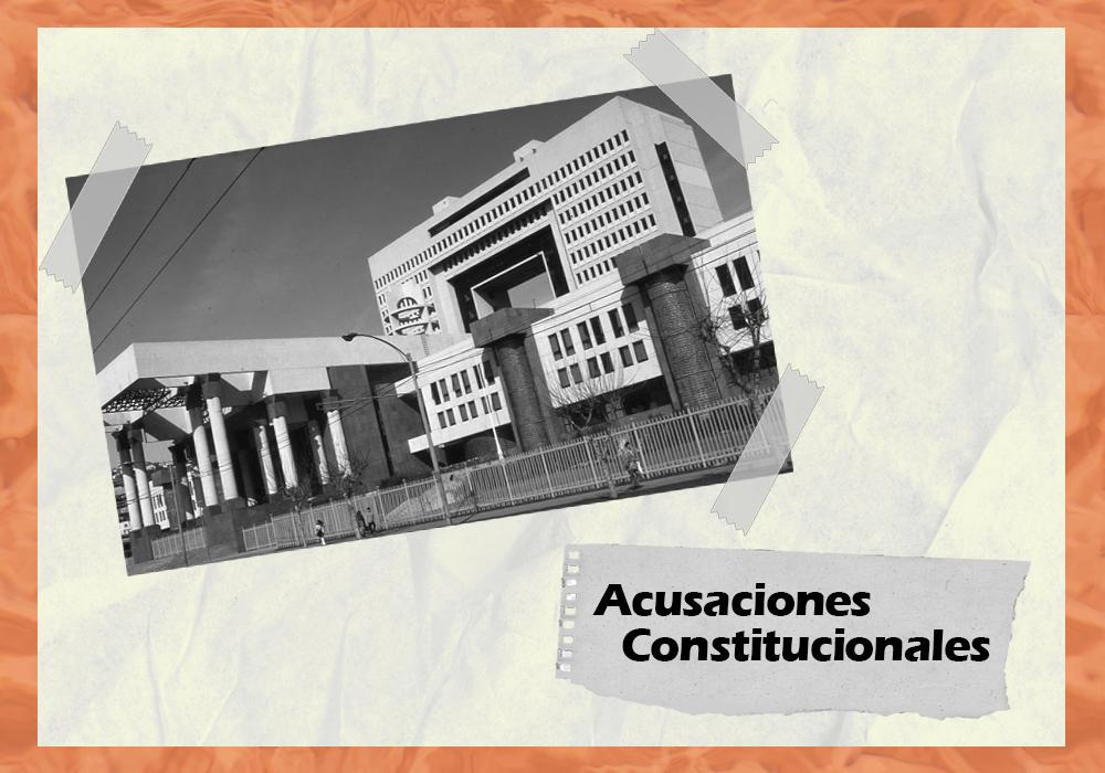 acusación constitucional contra presidente
